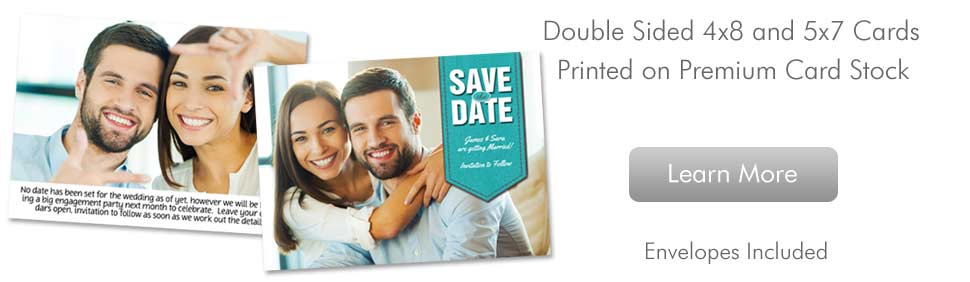 Custom Stationery Cards; Double Sided Cards Printed on Premium Card Stock