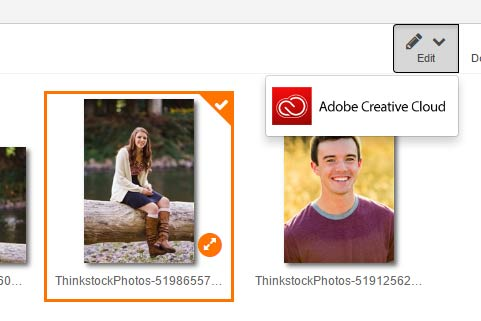 Edit your photo with PicMonkey or Adobe