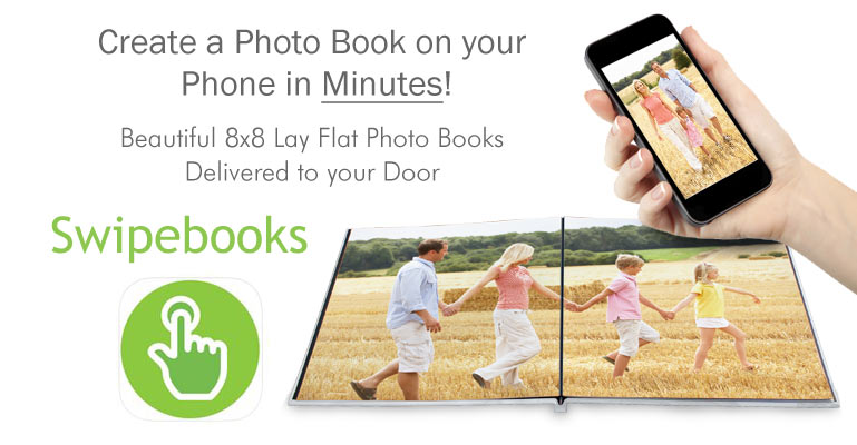 Order Beautiful photo books from your phone in minutes