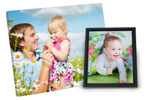 Large format print posters and multi-image photo collage posters available in many sizes