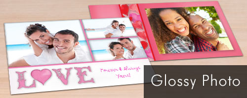 Choose a photo and build a photo card that expresses your love for any occasion.