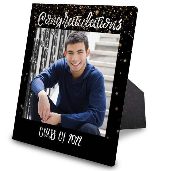 11x14 Easel Back Graduation Canvas