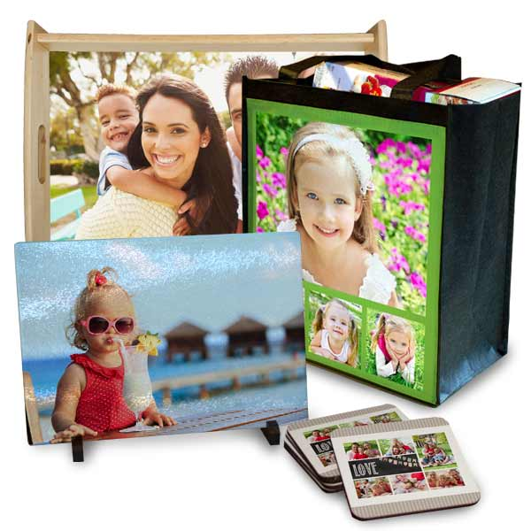 Add a personalized flair to your kitchen décor with our customized photo gifts.