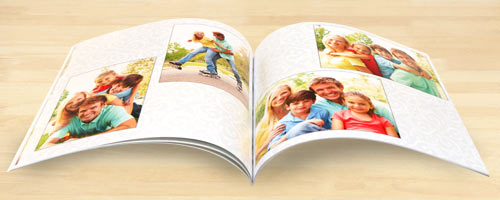 Professional press soft cover photo books are perfect for your everyday photos