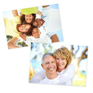 Turn any smartphone photo into a quality print with our 6x8 print size.