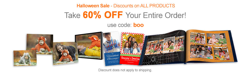 Print from Facebook and Create Custom Photo Books, Personalized Cards and Gifts