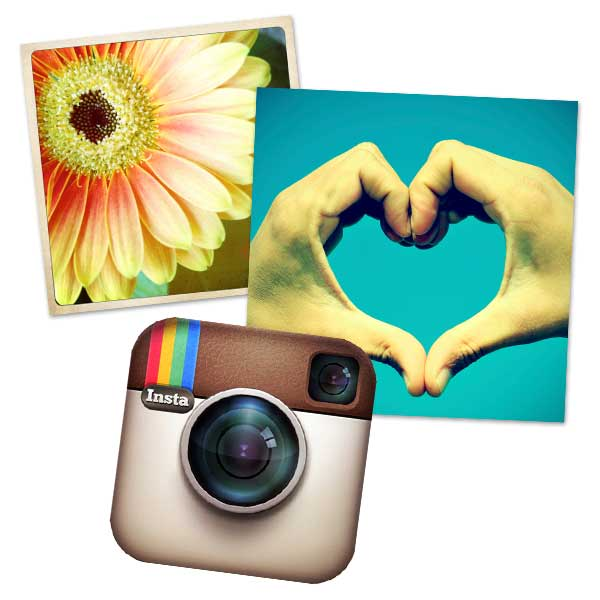 Select from our range of square print sizes and transform your Instagram images into quality photos.