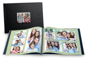 Classic photo books available with Linen or Leather covers