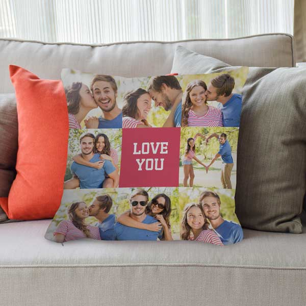 Create your own decor pillows for your home with Winkflash 18x18 pillows
