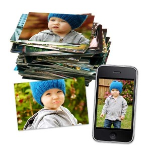 Order prints right from your phone and transform your digital images into high quality photos.