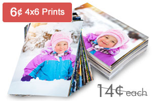 60% Off on 4x6 Prints from Winkflash!