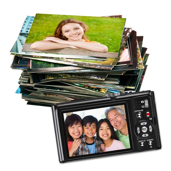 Winkflash digital photo print processing from your camera