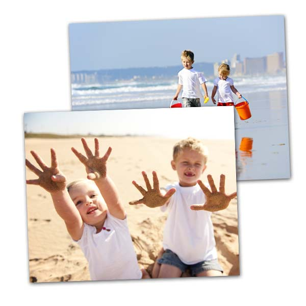 Perfect for your smart phone photos, our digital prints are printed on top quality photo paper.