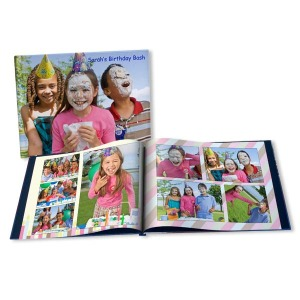 Customize a photo book for the perfect birthday gift or to display your favorite birthday photos.