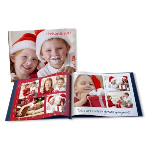 Showcase your best Christmas memories with our fully customized Christmas picture books.