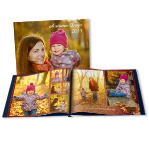 Show off your autumn photography in style with our fall picture albums.