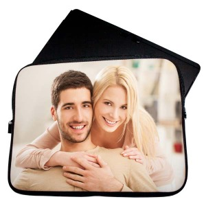 Using your favorite photos, you can customize your very own neoprene laptop case.