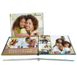8.5x11 Personalized Lay Flat Photo Book
