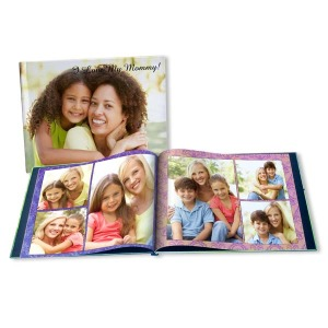 Give Mom the ultimate Mother's Day gift by creating a custom photo book full of her favorite memories.