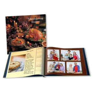 We offer a wide range of styles to make the ultimate, customized Thanksgiving album!
