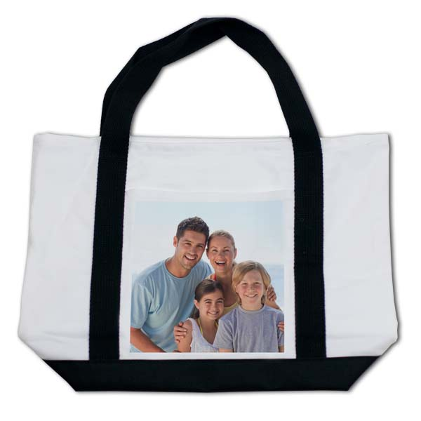 photo tote bags personalized tote bag winkflash