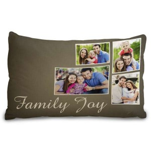 Showcase your memories as part of your bedroom decor with our personalized photo pillow cases.