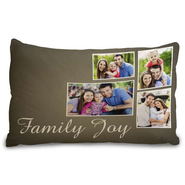 Making Decorative Pillow Cases : Photo Pillowcase Collage Personalized Pillow Cases Winkflash