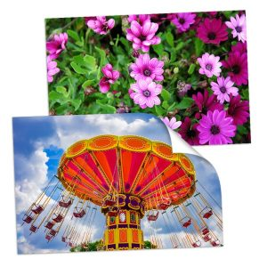 Give any photo a professional look with our custom printed giclee photos.
