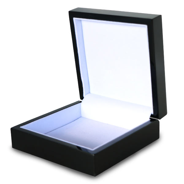 Our custom lacquer keepsake box is perfect for storing valuables on your dresser or nightstand!