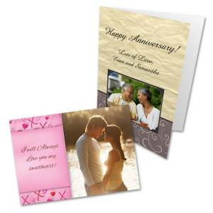 Create the perfect card to show your love on your upcoming anniversary.