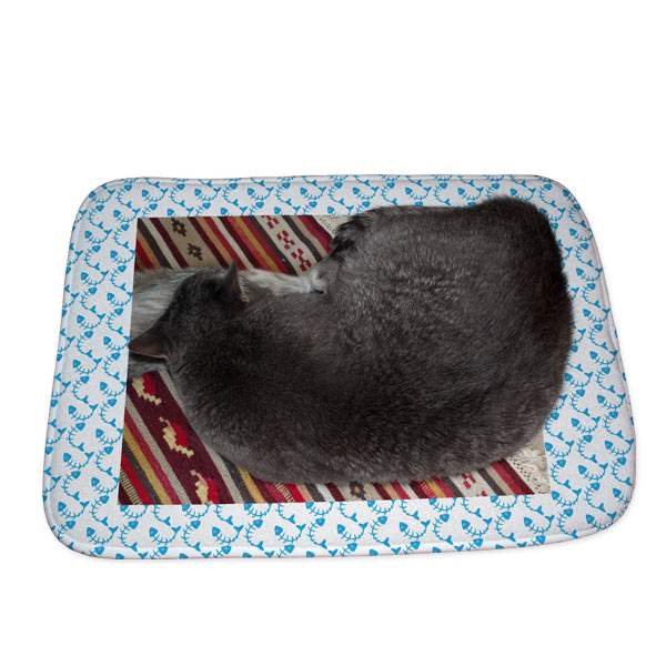 Soft Floor mat works well as a pet mat for your pets.