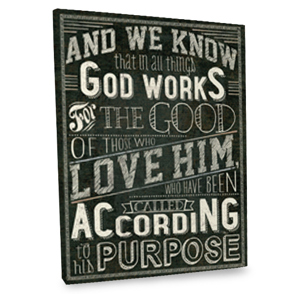 Our life purpose quote canvas is sure to add an inspiring touch to your daily routine.