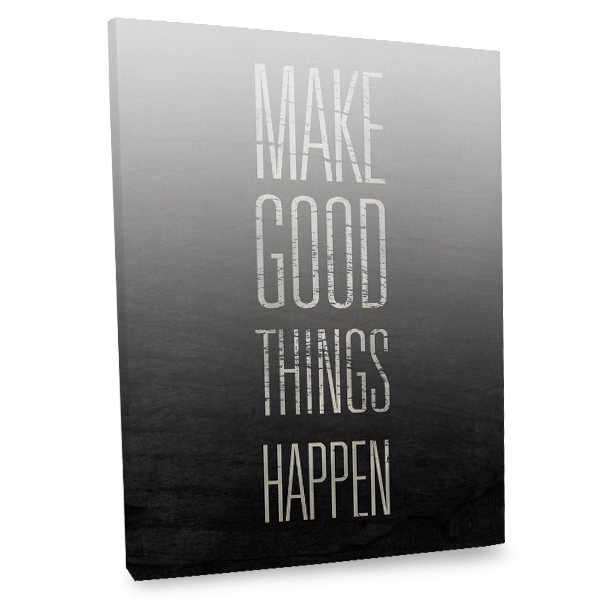Add a touch of inspiration to your everyday life with our best quality canvas decor quotes.