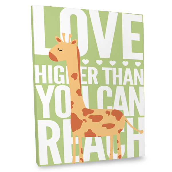 Add a unique flair to your decor with our love themed quote wall art.