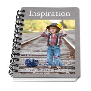 Create your own notebook with Winkflash custom 5x7 notebooks for your home