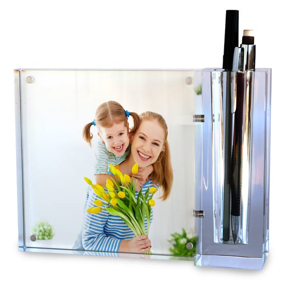 Turn your photo into a beautiful desk set for your home office