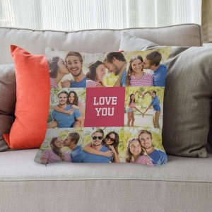 Create your own custom pillows for your home