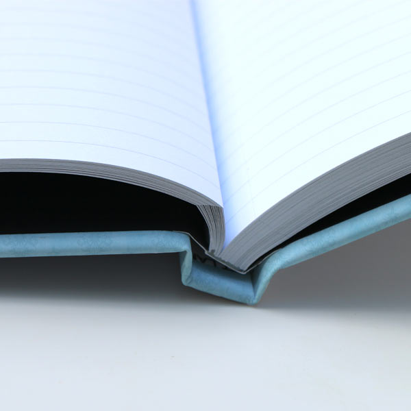 Each Winkflash personalized journal is professionally bound and glued together
