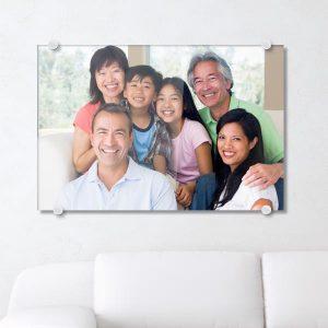 Create a beautiful and modern photo display with Winkflash Acrylic Wall Art