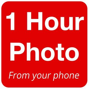 Order prints and pick them up in 1 Hour with 1 Hour photo the app