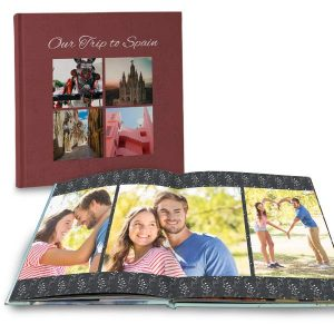 Tell your story in photos with personalized memory books that you create yourself
