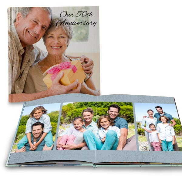Our Premium Lay flat books are our best photo books and perfect as a gift or for your own collection