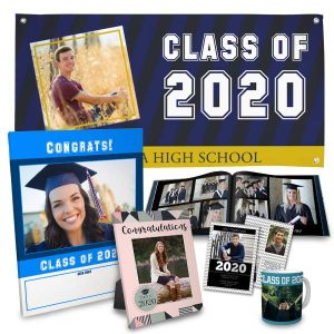 Shop for your graduate with personalized graduation gifts from Winkflash