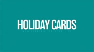 How-To Video for taking the best photos for your holiday cards
