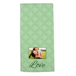 Add your own color and style to your kitchen with custom photo tea towels, perfect for any home