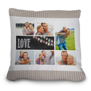 Personalized photo decor pillows for your home are a great way to share your best memories