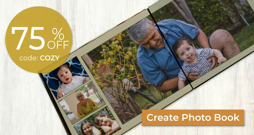 Custom photo story books with your own pictures